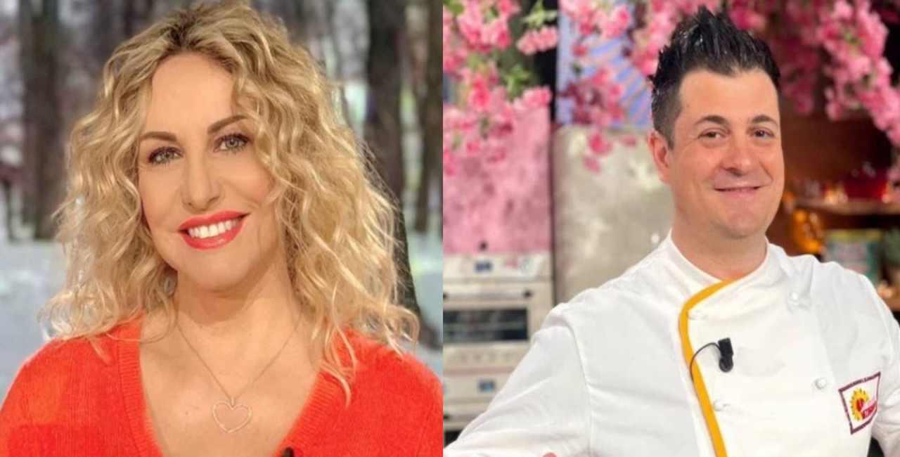 Antonella Clerici aiuto chef - RicettaSprint