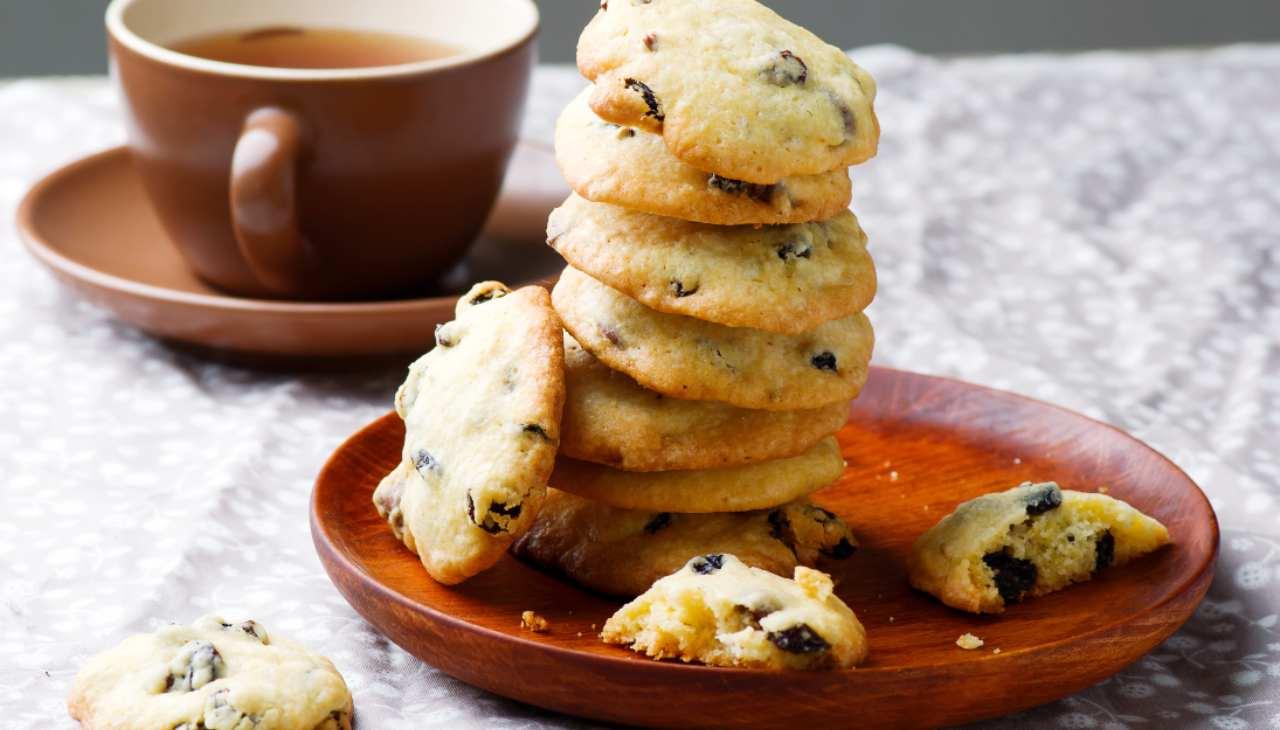 Biscotti alla farina di mais ricetta