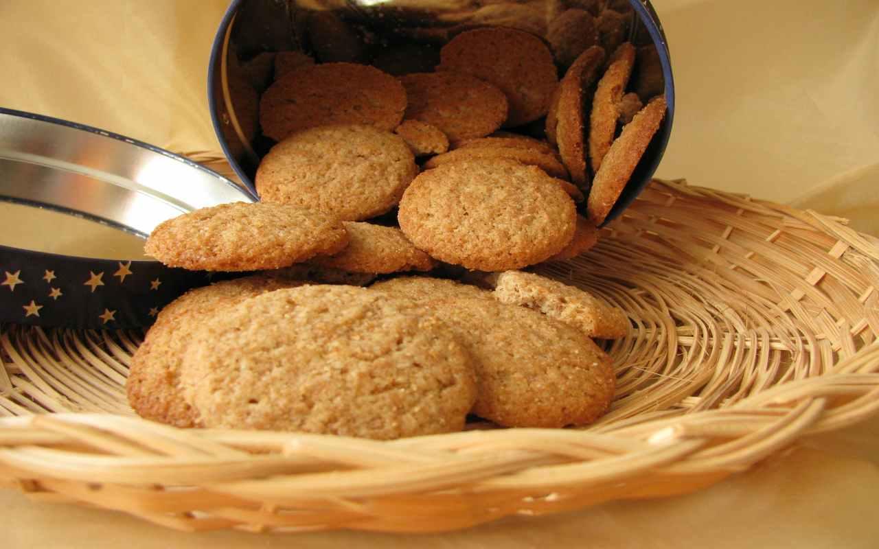 biscotti farro miele yogurt ricetta FOTO ricettasprint