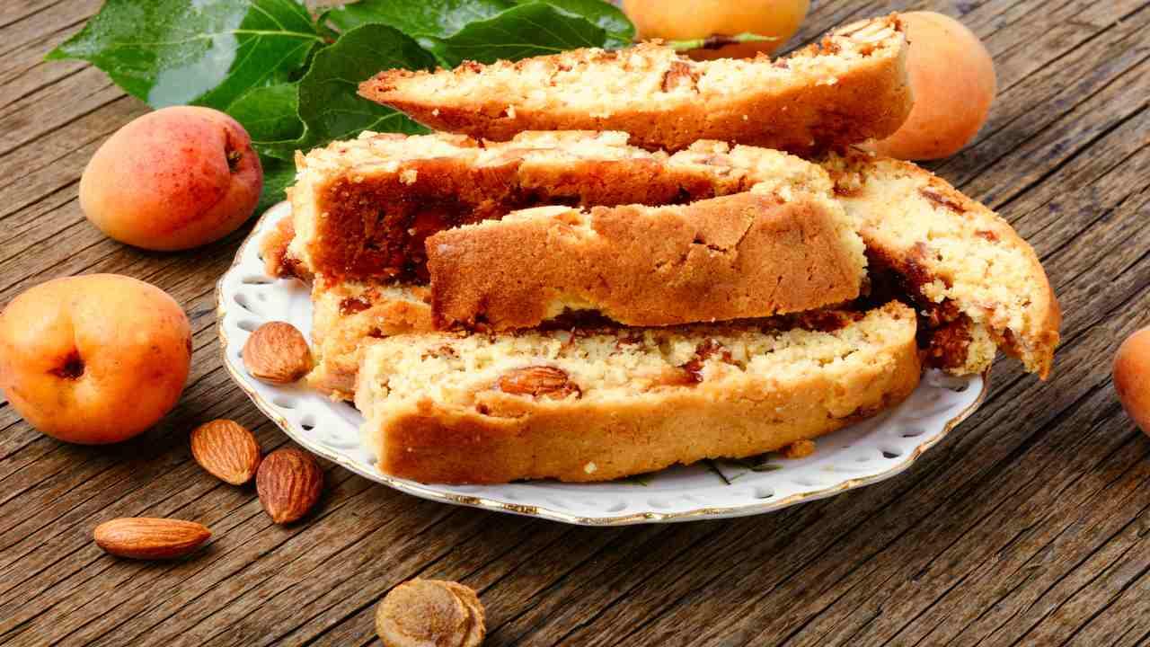 Biscotti all'albicocca