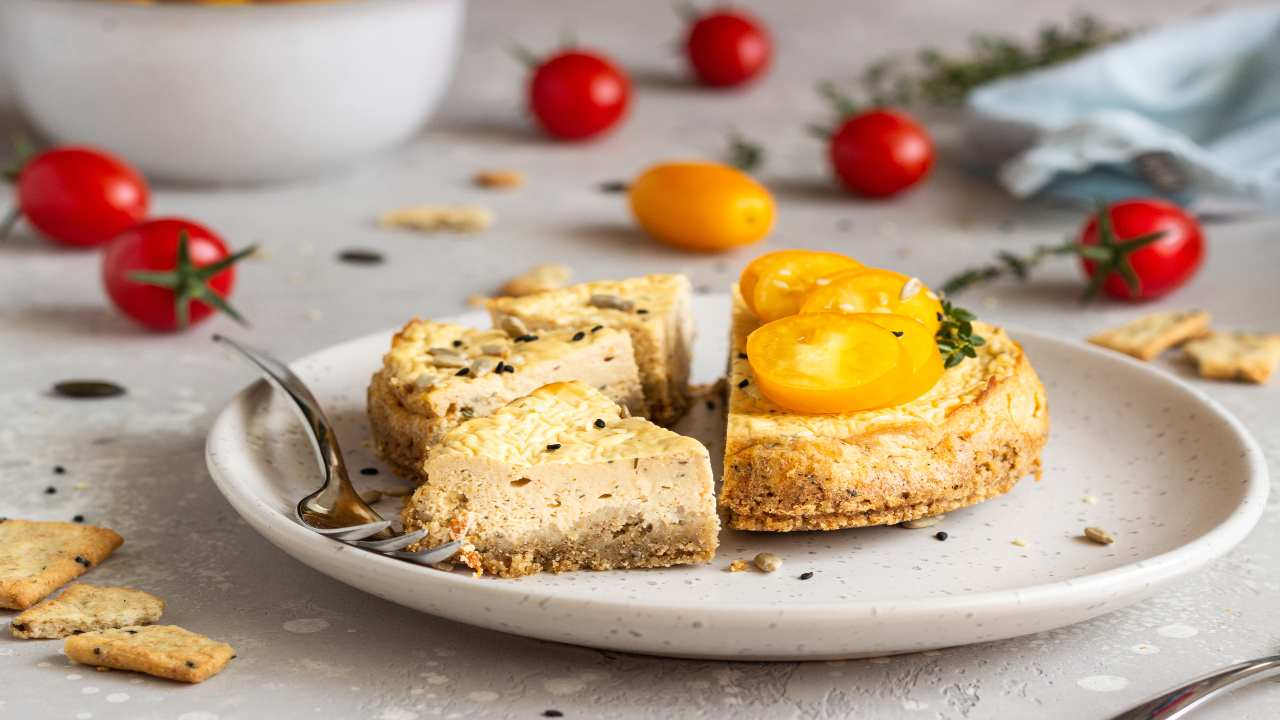 Cheesecake ai formaggi