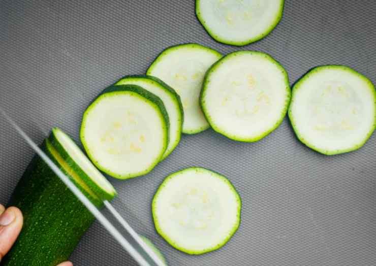 Tortine con zucchine