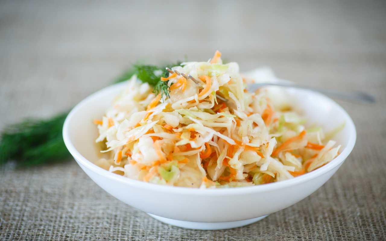 coleslaw ricetta FOTO ricettasprint