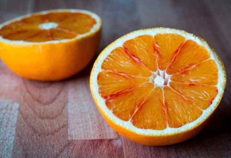 Crostata crema all'arancia e cioccolato FOTO ricettasprint