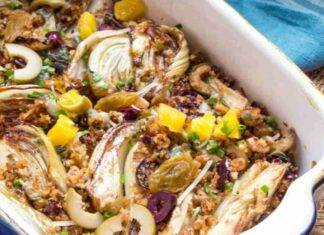finocchi limone olive ricetta FTO ricettasprint