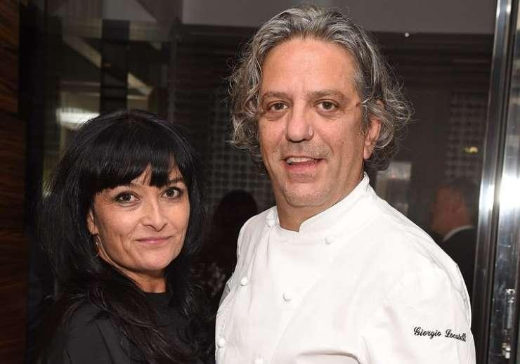 Giorgio Locatelli timido chef - RicettaSprint