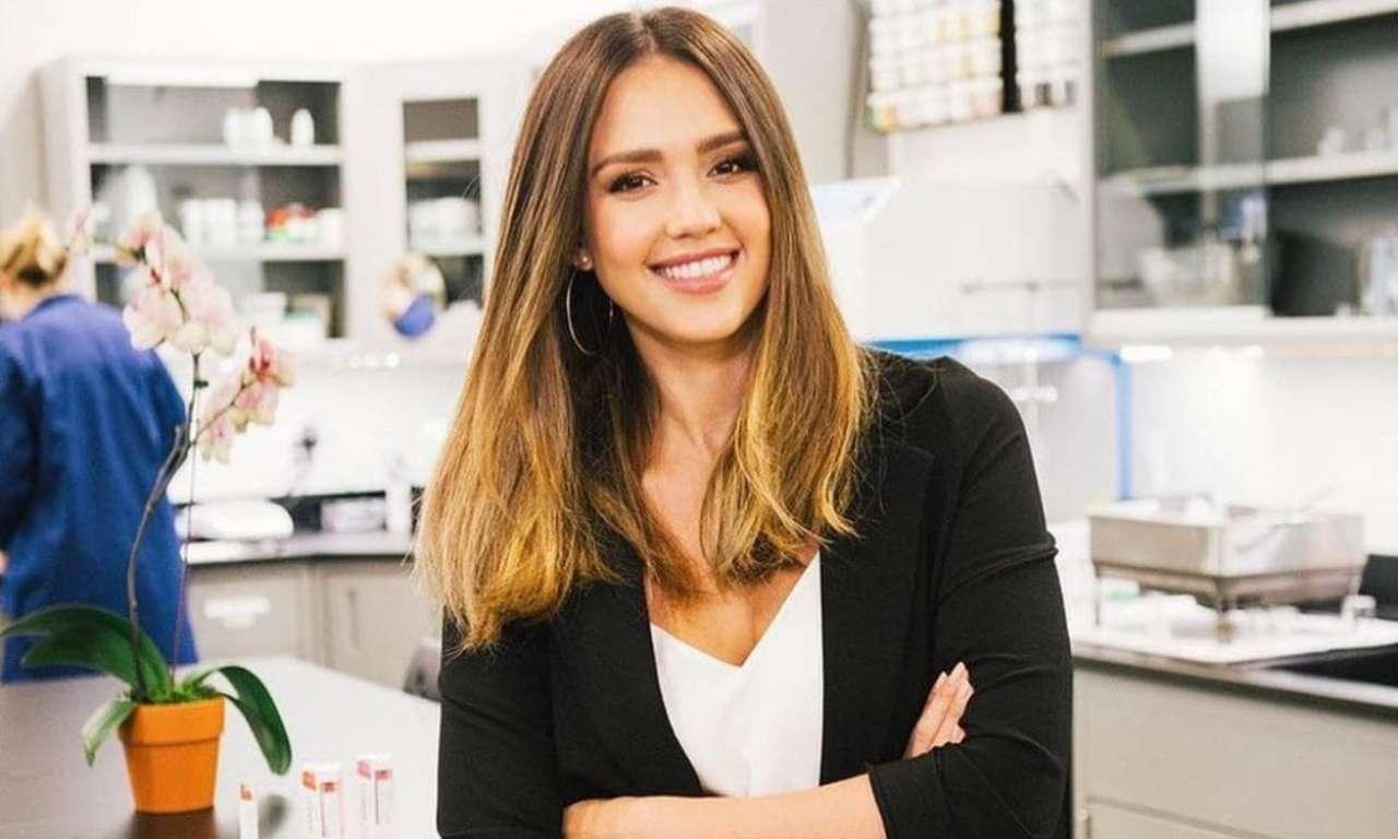 Jessica Alba cura della bellezza - RicettaSprint