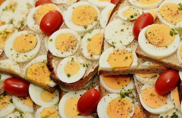 Le uova fanno ingrassare o no?