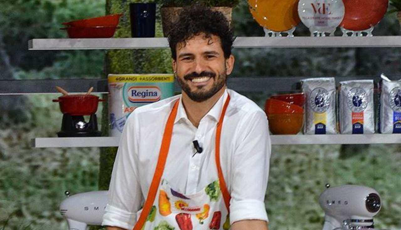 Marco Bianchi sorriso - RicettaSprint