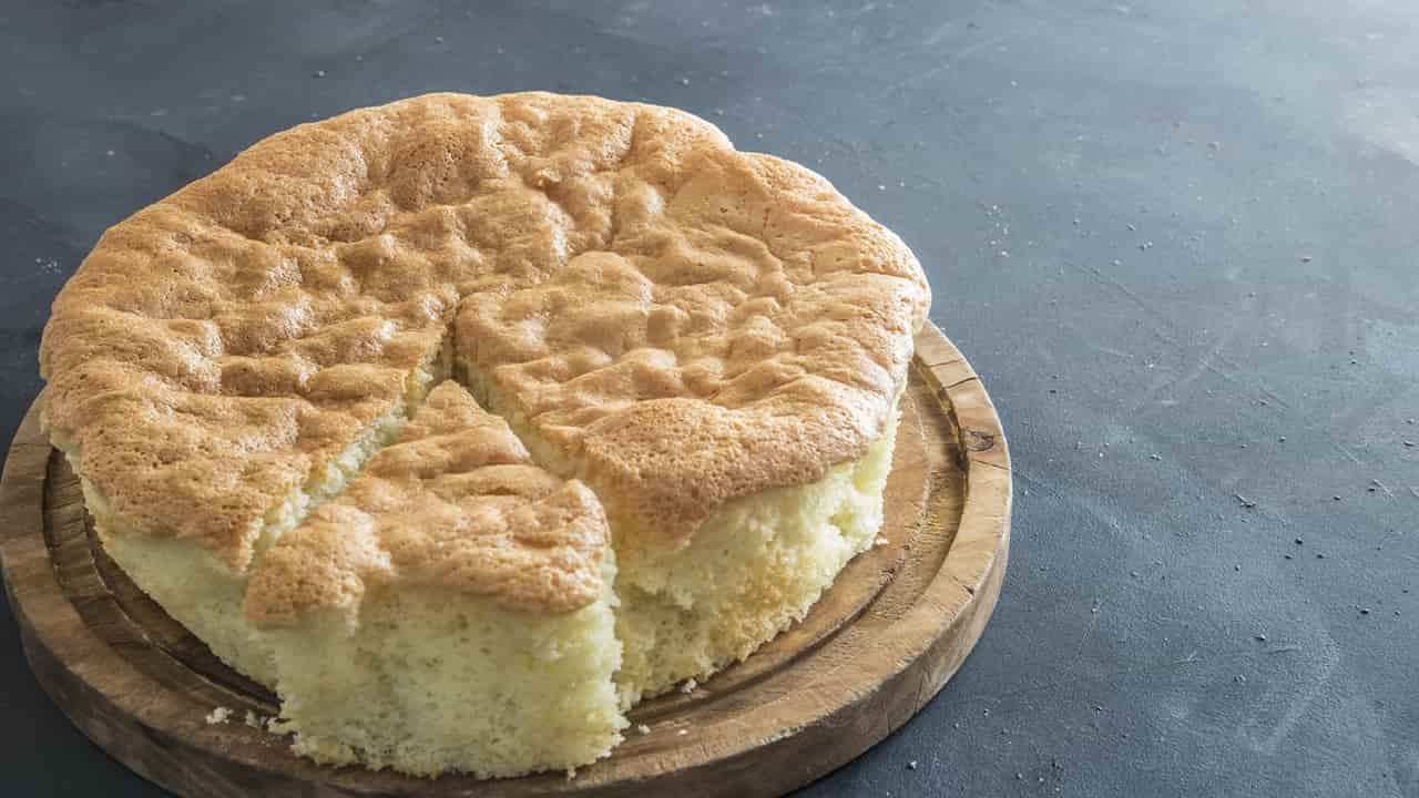 Base per torte con farina di riso