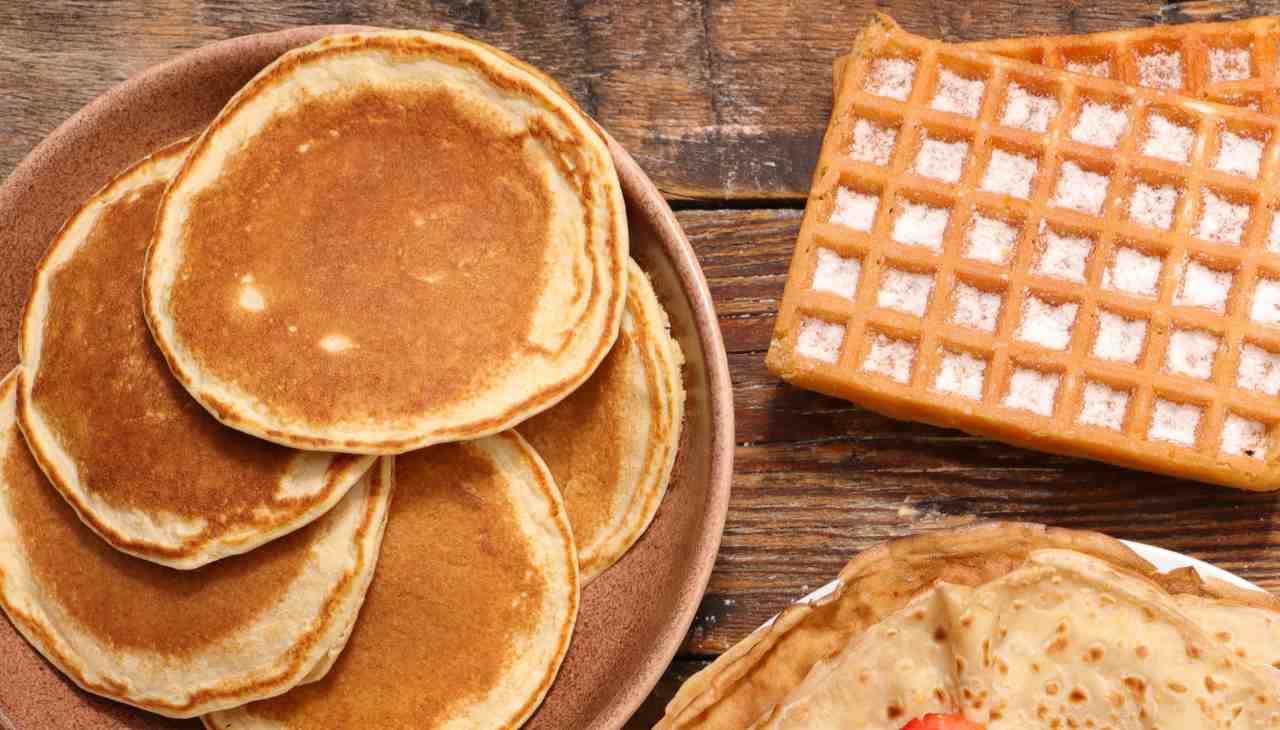 Dolci per prima colazione