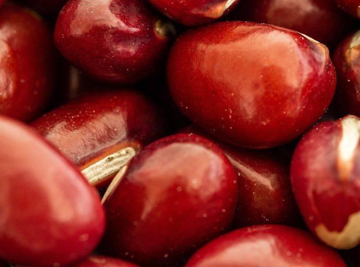 Panini al vapore dolci con marmellata di fagioli FOTO ricettasprint