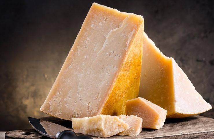 Parmigiano Reggiano come conservarlo