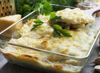 pasticcio patate forno ricetta FOTO ricettasprint