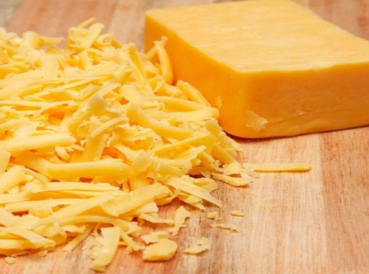 Patate con cheddar