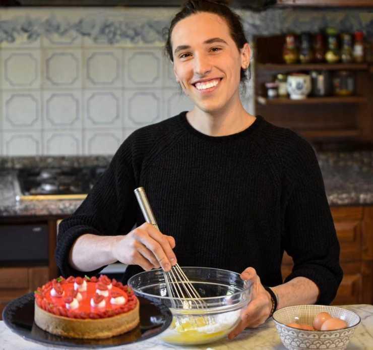 Riccardo Pagni Bake off - RicettaSprint