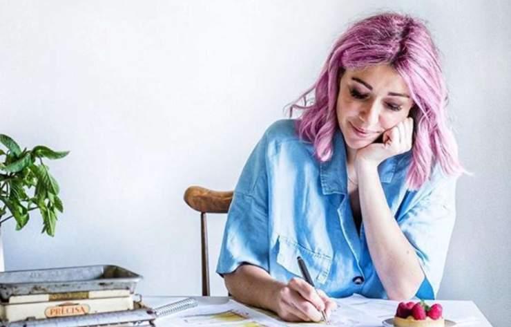 Sara Brancaccio maestra Antonella Clerici - RicettaSprint