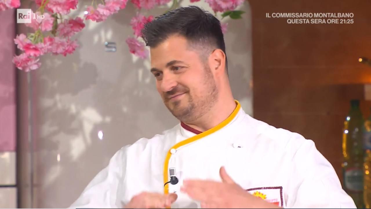 Simone Buzzi mega tortellino - RicettaSprint