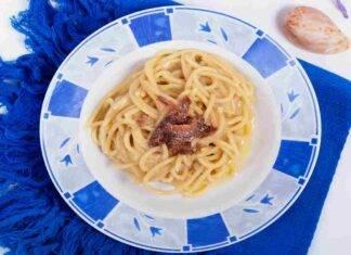 Pasta con alici