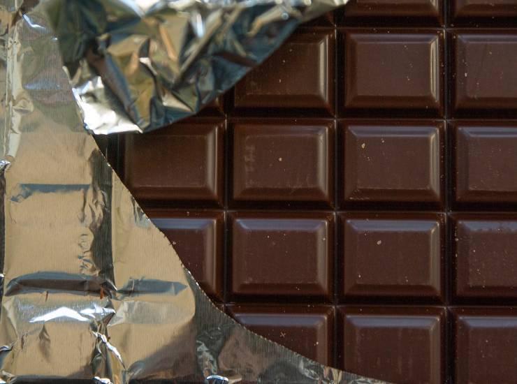 Torta al cioccolato senza farina con cocco e rum FOTO ricettasprint
