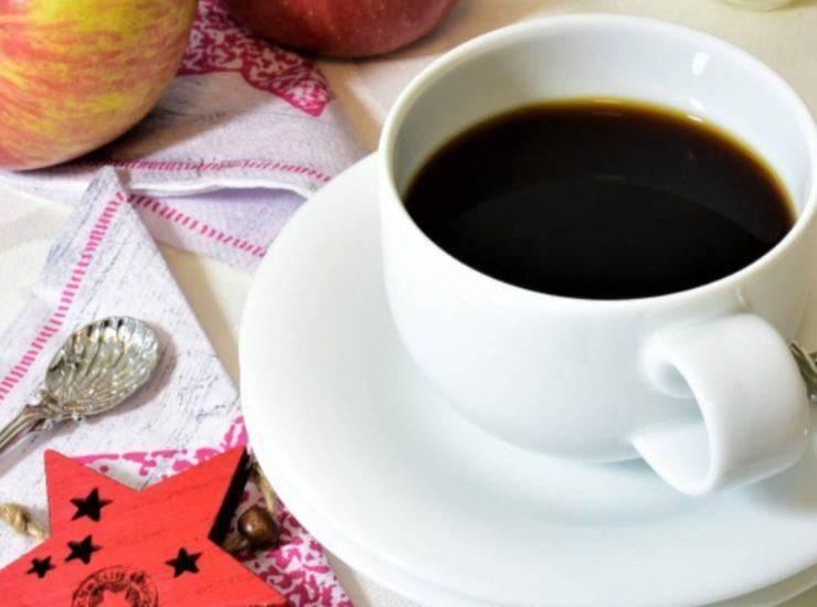 Torta cremosa caffè e amaretti FOTO ricettasprint