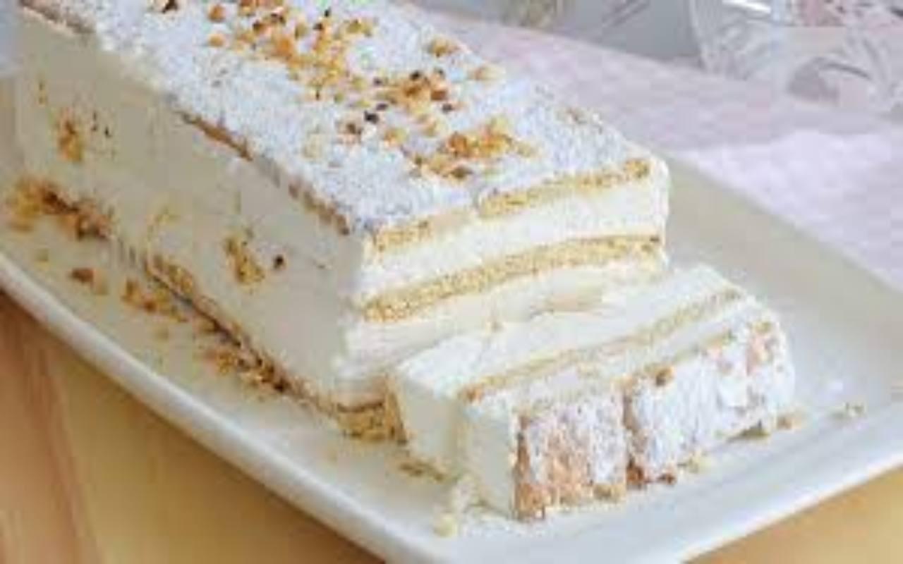 torta nonna fredda ricetta FOTO ricettasprint