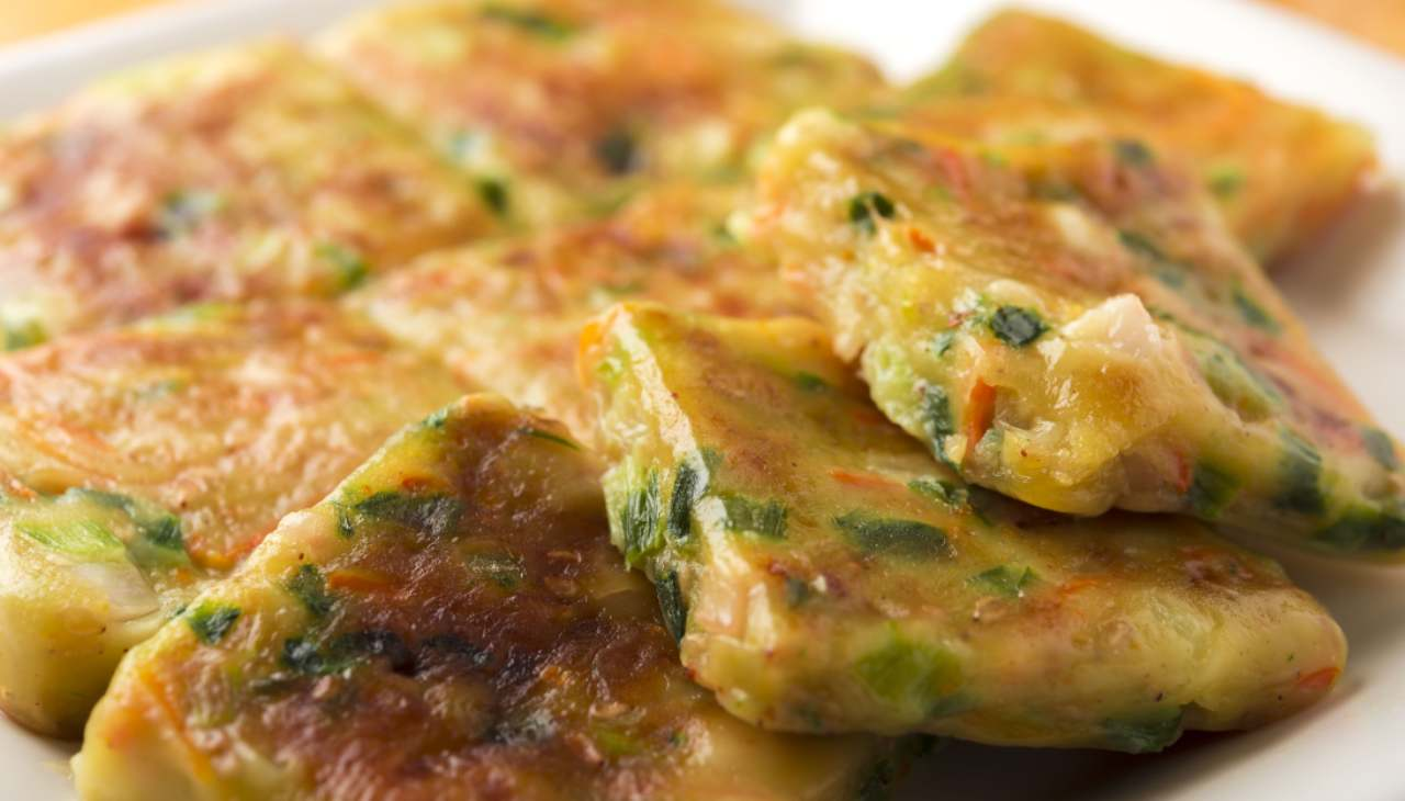 Torta salata alle verdure senza sfoglia ricetta