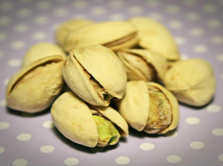 Troccoli con pesto di pistacchi FOTO ricettasprint
