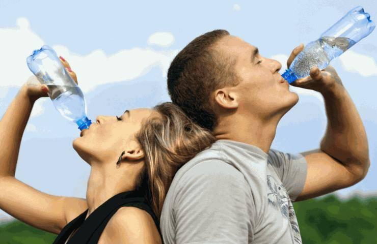 Acqua come scegliere la più adatta