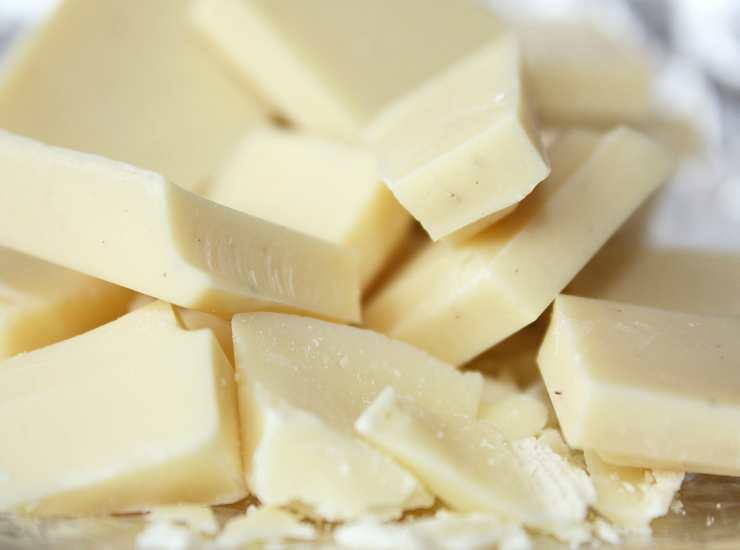 cioccolato bianco