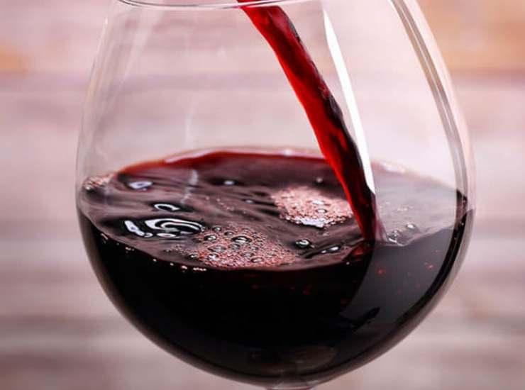 vino rosso dolce