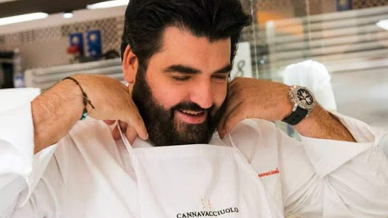 Antonino Cannavacciuolo mamma - RicettaSprint