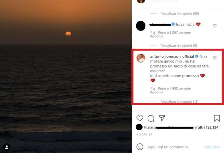 Antonio Lorenzon amicizia Michele Merlo - RicettaSprint