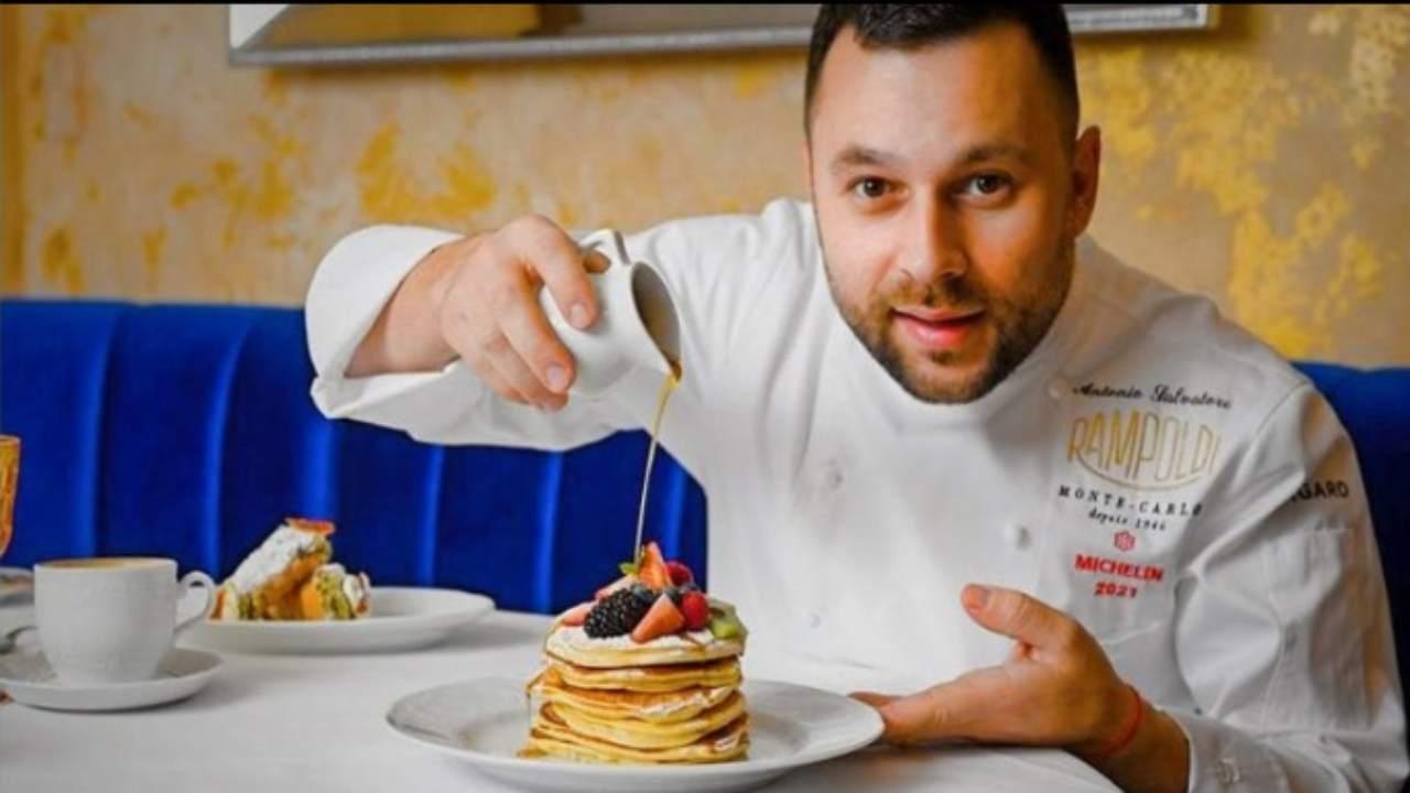 Antonio Salvatore chef New York - RicettaSprint