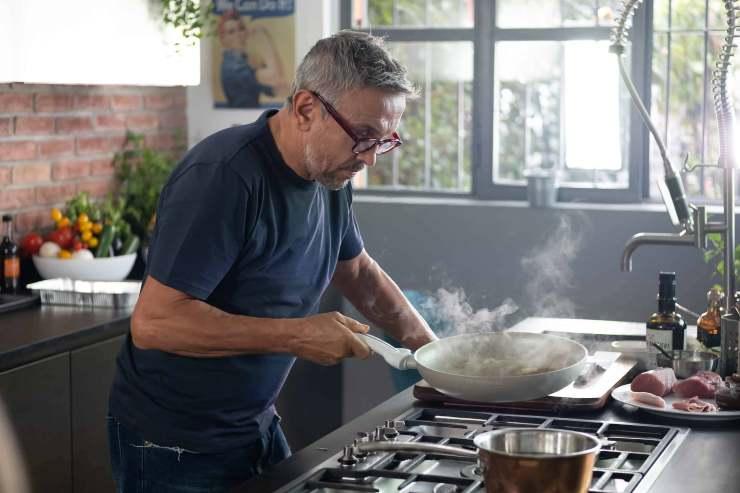 Bruno Barbieri dieta - RicettaSprint