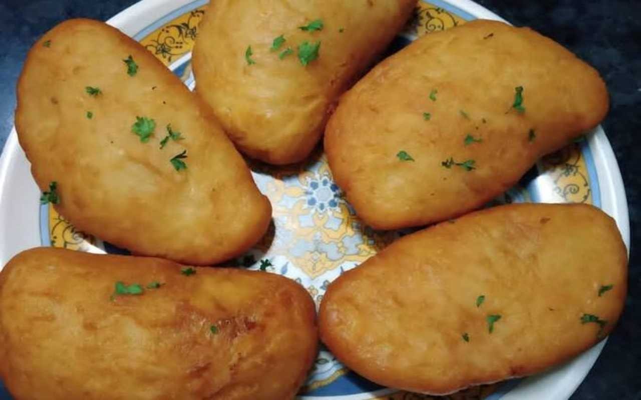 calconcini frittura ricetta FOTO ricettasprint