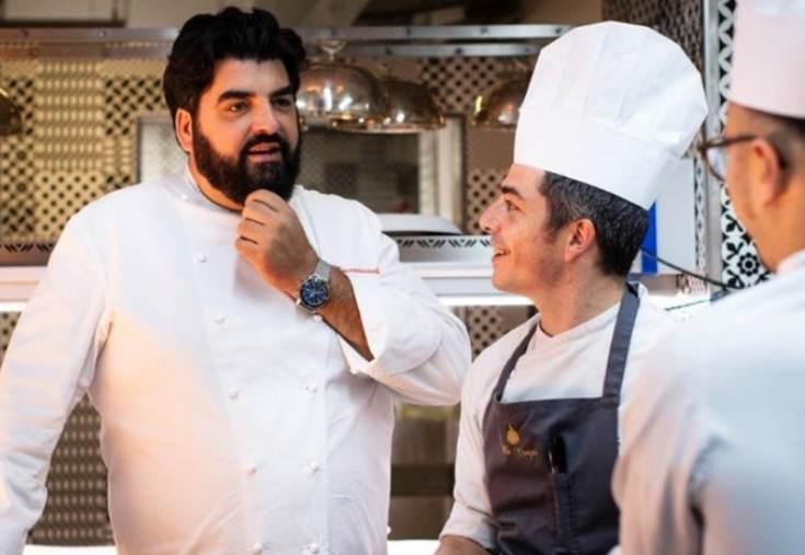 Cannavacciuolo lavoro prima di diventare chef - RicettaSprint