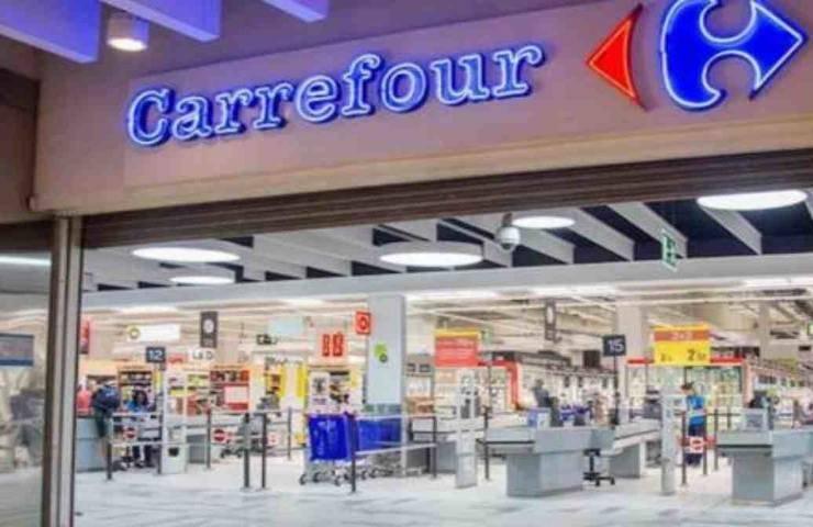 Carrefour richiamo alimentare