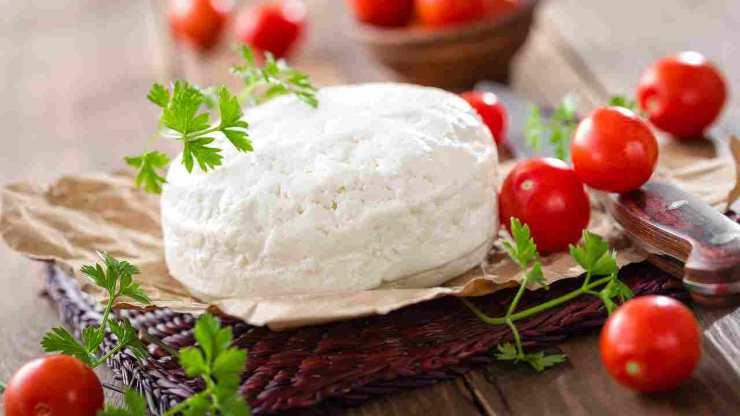 Cestini con formaggio