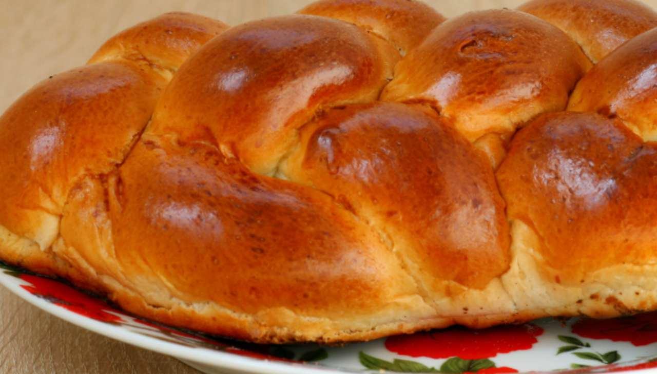 Pane briochiato ebraico