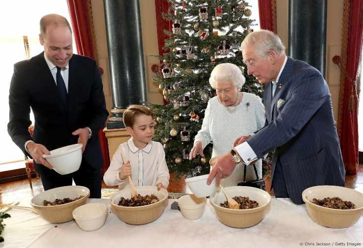 Chef Buckingham Palace Regina Elisabetta - RicettaSprint