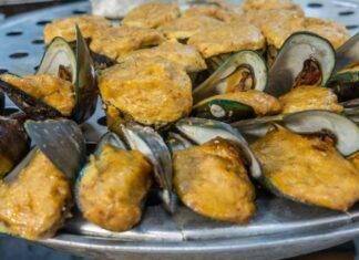 Finger food di mare