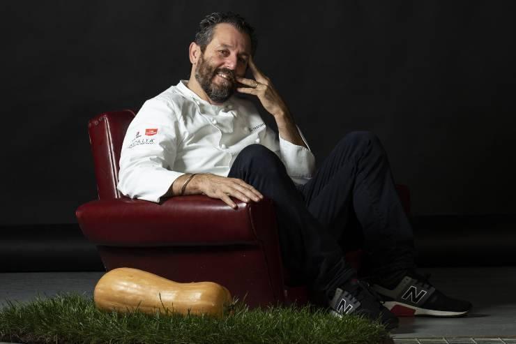Cristiano Tomei cibo - RicettaSprint