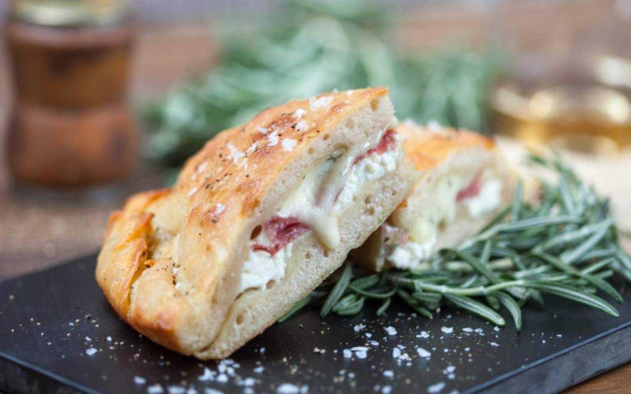 croccantelle salate ricetta FOTO ricettasprint