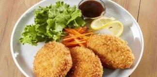 Crocchette di carote e patate con cuore filante