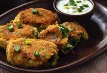 Finger food di verdura con panatura