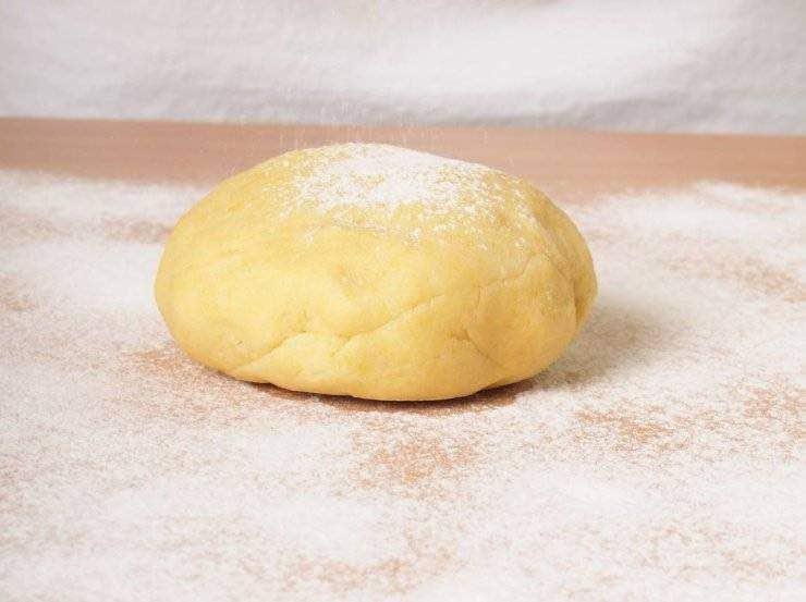 Crostata con zenzero