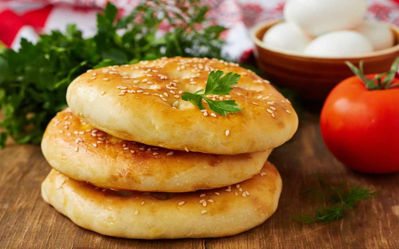 focacce arabe ricetta FOTO ricettasprint
