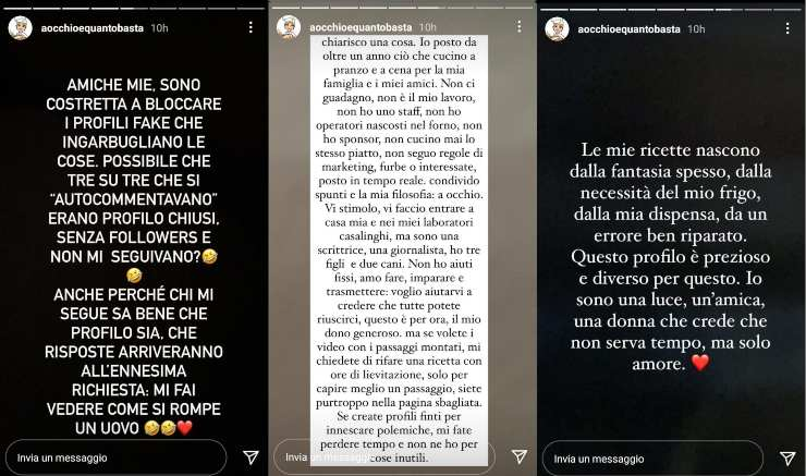 Francesca Barra decisione irremovibile - RicettaSprint