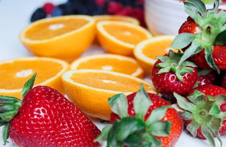 Frutta fresca come conservarla